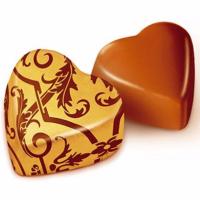 Сердечки шок 3,5кг Победа конфеты 131