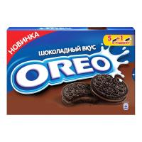 Фас Орео (шоколад) 228гр*12шт печенье