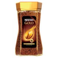 Кофе Нескафе (Голд) 95гр*12шт СТЕКЛО