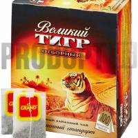 Чай Великий Тигр 100 пак с/я (8)