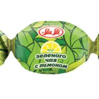 Зеленый Чай с Лимоном 1кг*5уп Тольятти карамель