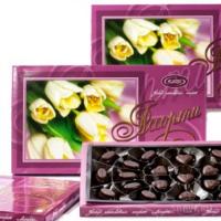 Тюльпаны ассорти 250гр*10шт Кутюрье наборы конфет