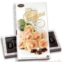 Кремовые Розы 130гр*14шт Кутюрье набор конфет