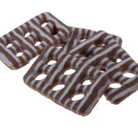 Зебряшки (глазурь) 3,3кг Дымка печенье