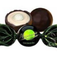Марсианка ЧИЗКЕЙК (зеленая) 1кг*4уп Сл.Орешек конфеты