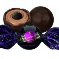 Марсианка ШОК МАНЖЕ (фиолетовая) 1кг*4уп Сл.Орешек конфеты