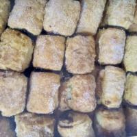 Рулетики с Черёмухой 3кг Вернисаж печенье