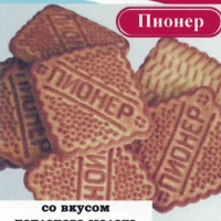 ПИОНЕР 5кг Костанай печенье сахарное