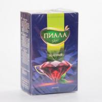 Чай ПИАЛА Голд 100гр Зеленый Лист Кения