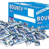 Минис БАУНТИ 1кг конфеты Нестле (короб)