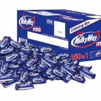Минис МИЛКИ ВЕЙ 1кг конфеты Нестле (короб)