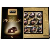 Премиум (черная) фундук 240гр*9шт Москва набор конфет