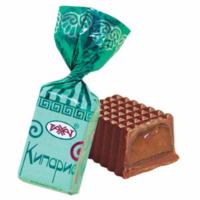 РАХАТ Кипарис 1кг*5уп Алматы конфеты