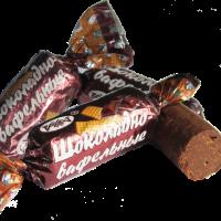 РАХАТ Шоколадно-ваф 1кг*6уп Алматы конфеты