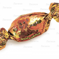Топтыжка 1кг*3уп Н-Удинск конфеты (апельсин)