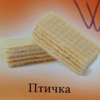Вафли ПОШИН 3,5кг (Птичка)
