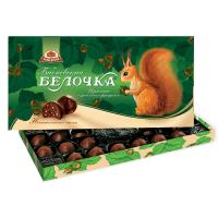 Бабаевская Белочка 400гр набор конфет Бабаевск