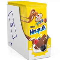 Несквик 100гр*20шт (злаки-ягоды) шоколад ШТУЧНО