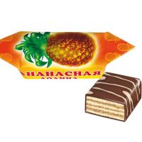Ананасная долина 1кг*6уп Славянка конфеты