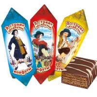 Гулливер в стране лилипутов 0,5кг*7упак Славянка конфеты (цена за упак)