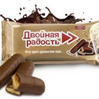 Бт Двойная Радость 50гр*12шт батончик Савинов