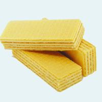 Вафли КУНДРАТ 3кг (Лимонные)