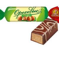 Ореховые 1кг*6уп Славянка конфеты
