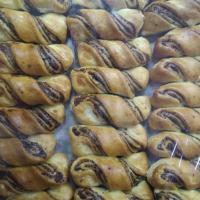 Вертушка с маком 2,5кг Шахбазян печенье