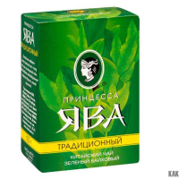 Чай Пр. ЯВА (Зеленый) 100гр Традиционный (15)