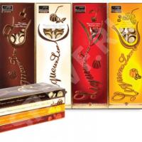 Ликерная серия 190гр*15шт (ВИШНЯ) наборы конфет Кутюрье