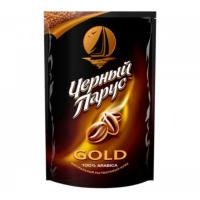 Кофе ЧЕРНЫЙ ПАРУС Голд 75гр*20 М/У