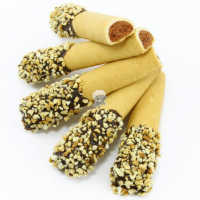 Песочная Полоска 3кг (Какао-Арахис) Элза печенье