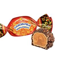 Славяночка (Шоколадная) 1кг*5уп Славянка конфеты