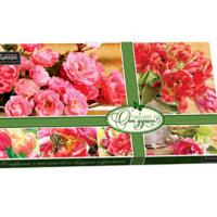 От Души (Тюльпаны) 210гр*10шт Кутюрье набор конфет