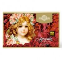 Ангелы в розах (ассорти) 240гр*14шт С-Посад набор конфет