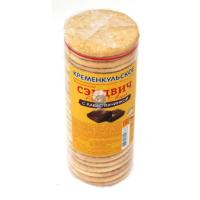 Фас Сэндвич (какао) 250гр*24шт печенье кременкульское