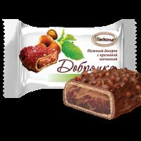 Добрянка (ФУНДУК) 0,5кг*4уп Акконд ДЕСЕРТ-конфеты (цена за упак)