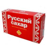 САХАР-Рафинад 1кг*20 РУССКИЙ (красная)