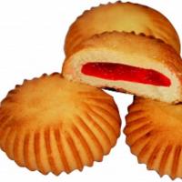 Биосладия (№ 248) 1,5кг (с нач. Вишня) печенье сдобное рифленое