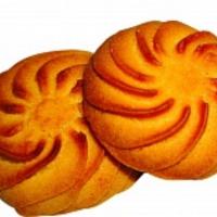 Биосладия (№ 250) 1кг Молочный вкус печенье сдобное в форме завитка