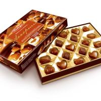 Ассорти ПОБЕДА 300гр*14шт (4 начинки) набор конфет
