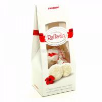 Раффаэлло (пакетик) 80гр*12шт Наборы конфет
