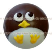 520 ПИНГВИН Зефир 0,6кг Шоколадные Виланки Пенза