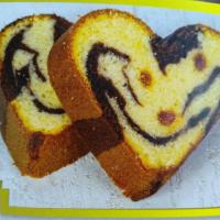 СЕРДЦЕ МОЁ (шоколадный вкус абрикос) 3кг Агаджанян кекс нарезной