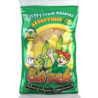 Кукурузные палочки ВИТЕК 60гр*40шт десертные