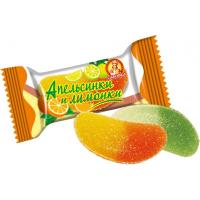 Фрутландия (Апельсинки и Лимонки) 1кг*6уп Славянка конфеты