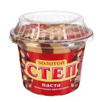 ПАСТА Золотой СТЕП 220гр*12шт Шок-арахисовая паста