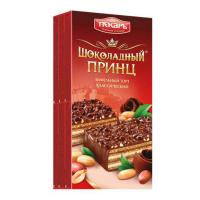 Тр (Глазированный) Шоколадный Принц 260гр*9шт ваф.торт