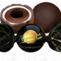 Марсианка ТРИ ШОКОЛАДА (черная) 1кг*4уп Сл.Орешек конфеты