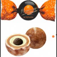 Марсианка ЭСТЕРХАЗИ (оранжевая) 1кг*4уп конфеты НОВИНКА